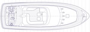 Hardy 50 deck plan