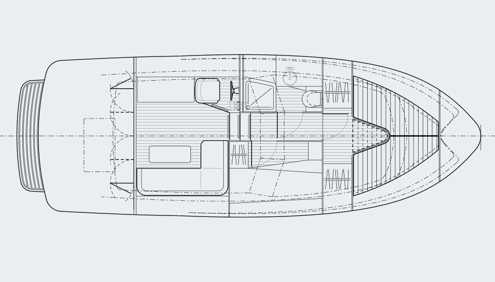 Hardy 32DS layout two.