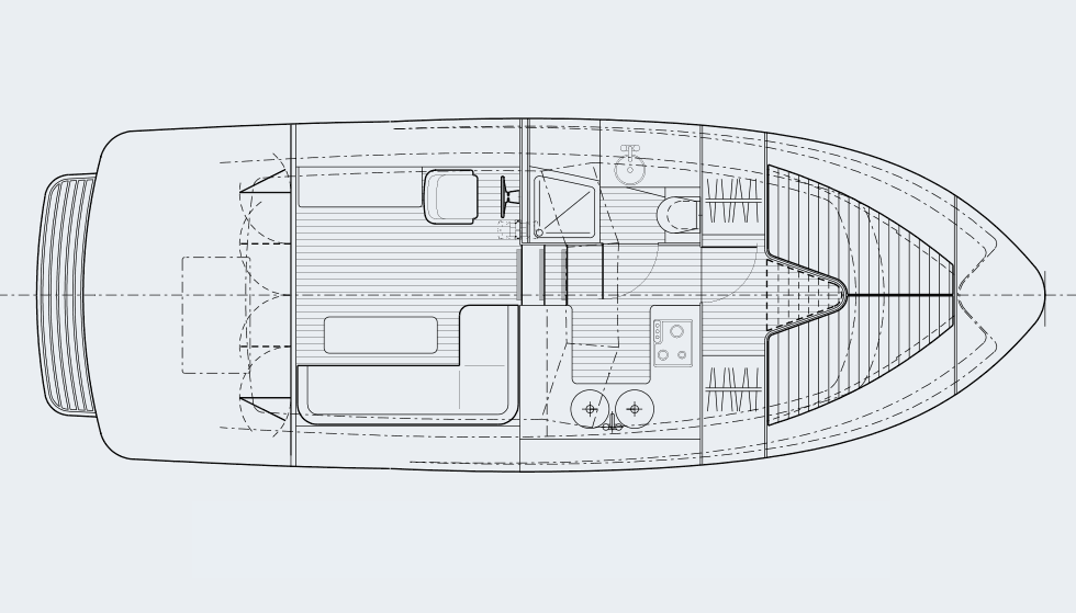 Hardy 32DS layout three.