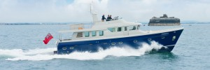 Hardy 60 motor yacht