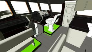 Hardy 65 helm rendering