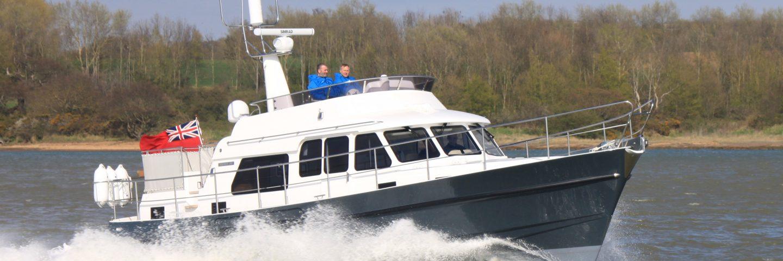 Hardy Marine – British built motor boats and motor yachts