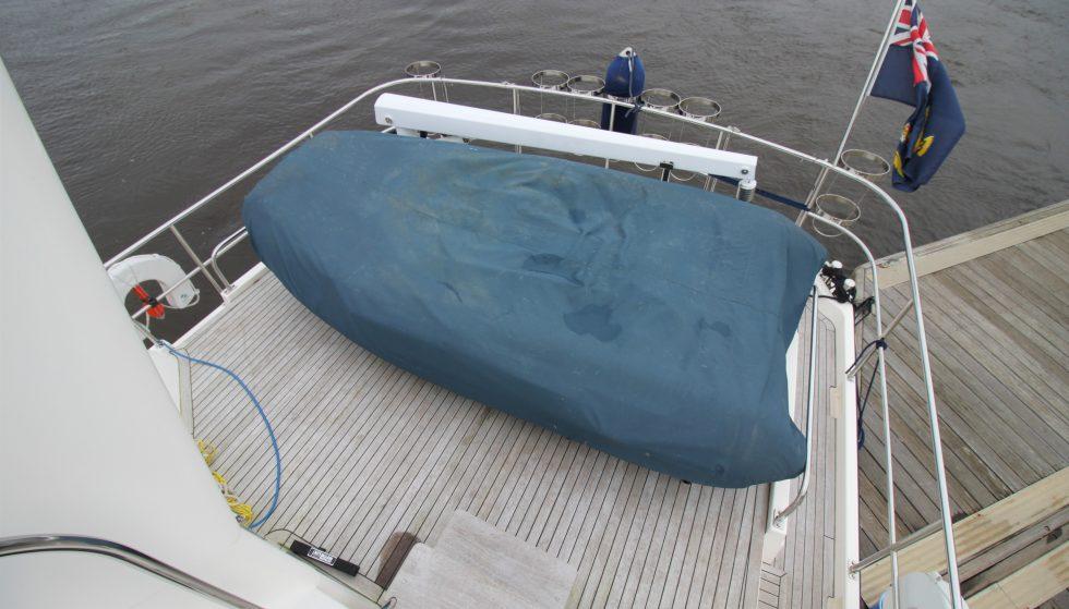 H50 Dinghy Deck
