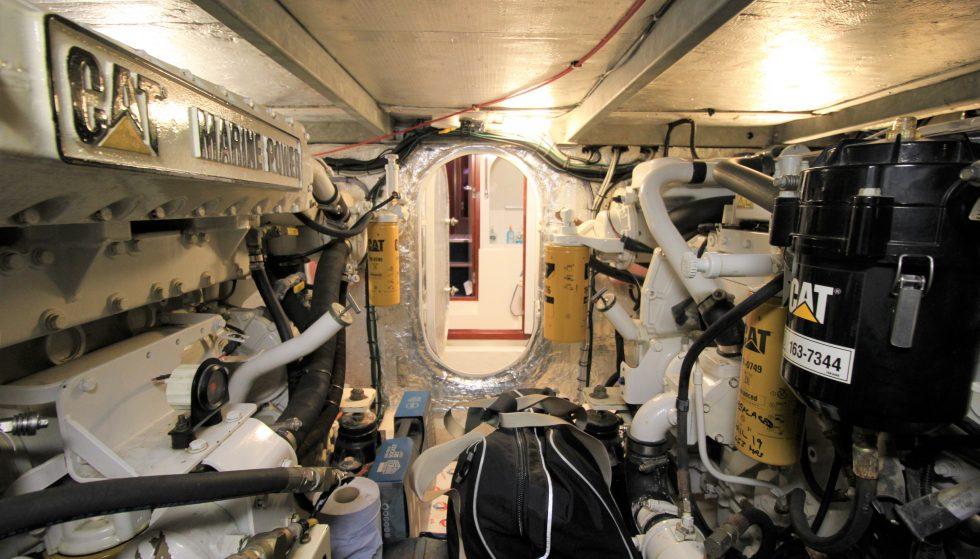 H50 Engine Room